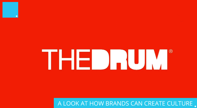 A LOOK AT HOW BRANDS CAN CREATE CULTURE
