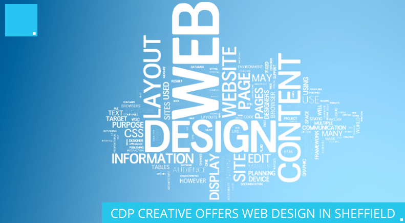 CDP CREATIVE OFFERS WEB DESIGN IN SHEFFIELD