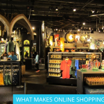 WHAT MAKES ONLINE SHOPPING ATTRACTIVE? SOME E-COMMERCE STATISTICS