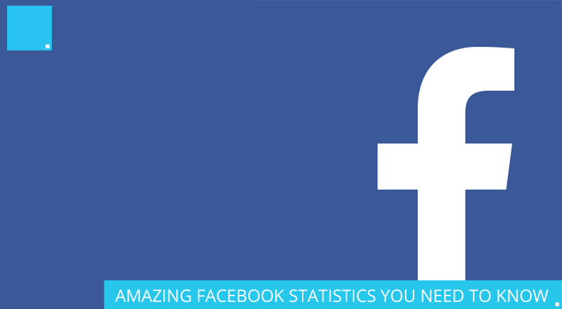 AMAZING FACEBOOK STATISTICS YOU NEED TO KNOW
